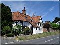 SU4989 : Old House, Harwell Village by Des Blenkinsopp