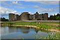 M8765 : Castles of Connacht: Roscommon, Co. Roscommon by Mike Searle