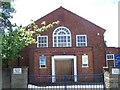 SP0991 : Slade Evangelical Church, Erdington by Geoff Pick