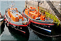 J5980 : Former St David's and Islay lifeboats, Donaghadee by Albert Bridge