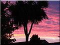 SE3805 : Sun set at Ardsley by R BEEBY