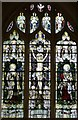 SP8402 : East window, Great Hampden Church by John Vigar