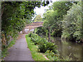 SD9113 : Rochdale Canal Bridge 57 (Coppy Bridge) by David Dixon