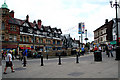 SD5805 : Wigan:  Market Place by Dr Neil Clifton