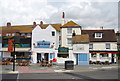TQ8209 : Rock shop, East Beach St by N Chadwick