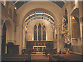 TQ4177 : Interior of St Luke's church by Stephen Craven