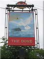 TR0861 : The Dove sign by Oast House Archive