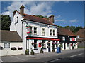 TQ7714 : The Black Horse, Telham by Oast House Archive