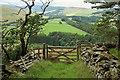 NT2339 : Manor Valley from Manorbridge Wood : Week 31