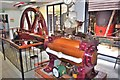 TM1694 : Hick Hargreaves No 303 Steam Engine by Ashley Dace