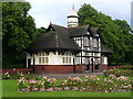 SJ8750 : Burslem Park by Colin Smith