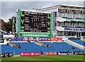 SE2735 : Headingley Cricket Ground: the scoreboard : Week 31