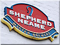 TR3141 : Shepherd Neame Logo by Oast House Archive