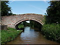 SJ4663 : Davies Bridge No.118, Shropshire Union Canal by John Brightley