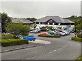 SW8040 : Premier Travel Inn, Carnon Downs by David Dixon