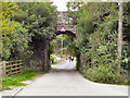 SW7653 : Mill Road Bolingey by David Dixon
