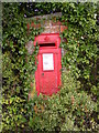 TM4162 : Crossroads George V Postbox by Adrian Cable