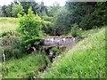 NS7183 : Aqueduct across the Slachristock Burn by Robert Murray
