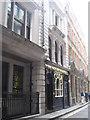 TQ3281 : Cock and Woolpack Public House, City of London by David Anstiss