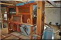 TG0638 : Grain Machine - Letheringsett Mill by Ashley Dace