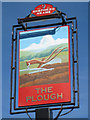 TQ8115 : The Plough sign by Oast House Archive