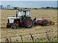 TA0723 : Straw Baling at New Holland : Week 35