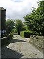 SE0428 : Kell Lane - Wainstalls Road by Betty Longbottom
