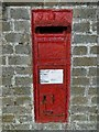 TF7335 : Victorian postbox at Fring, Norfolk by Adrian S Pye
