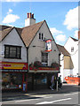 TQ7655 : Fishermans Arms, Maidstone by Oast House Archive