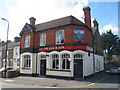 TQ7656 : The Dog and Gun, Maidstone by Oast House Archive