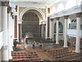 TQ2480 : St Peter's Notting Hill: Interior by Stephen Craven