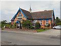 SJ5550 : Cholmondeley Arms by David Dixon
