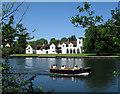 SU8083 : Medmenham Abbey by Des Blenkinsopp