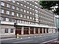 TQ3078 : London Fire Brigade Headquarters, London SE1 by Christine Matthews