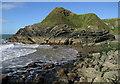 SN3557 : Coast near Castell Bach : Week 37