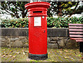 J1418 : Victorian pillar box, Warrenpoint by Albert Bridge
