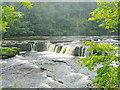 SE0188 : Aysgarth Upper Falls by Jonathan Billinger