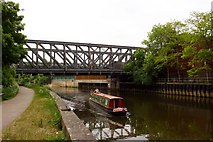 ST7464 : Midland Bridge over the River Avon by Steve Daniels