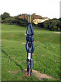 TR3564 : Millennium Milepost by Oast House Archive