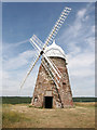 SU9209 : Halnaker Windmill by Brendan and Ruth McCartney