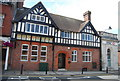 SU9032 : Haslemere Comrades Club, High St by N Chadwick