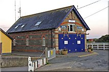 T2056 : Courtown Lifeboat Station, Courtown by P L Chadwick