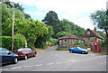 TQ0844 : Ewhurst Rd and Radnor Rd junction, Peaslake by N Chadwick