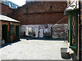 SP0786 : Back yard, Court 15, Inge Street, Birmingham (12) by Brian Robert Marshall