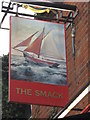 TR1066 : The Smack, Pub Sign , Whitstable by David Anstiss