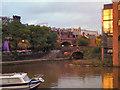 SJ8397 : Bridgewater Canal, Castlefield by David Dixon