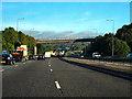 SD8210 : M66, East Lancashire Railway Bridge by David Dixon