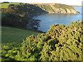 SW9237 : Kiberick Cove by Philip Halling