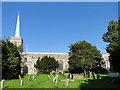 TM5494 : Lowestoft St. Margaret's church by Adrian S Pye
