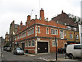 TQ3082 : Old Fire Station, Northington Street WC1 by Stephen Craven